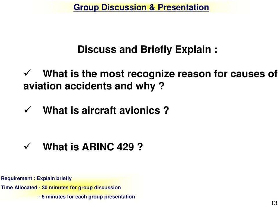 What is aircraft avionics? What is ARINC 429?