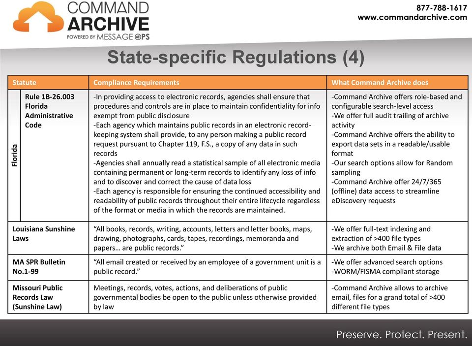 disclosure -Each agency which maintains public records in an electronic recordkeeping system shall provide, to any person making a public record request pursuant to Chapter 119, F.S.