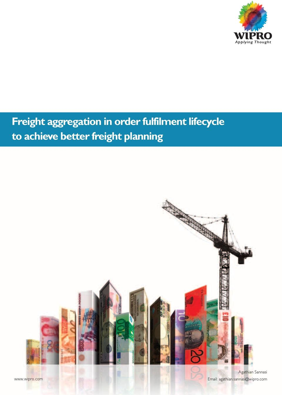 better freight planning www.wipro.