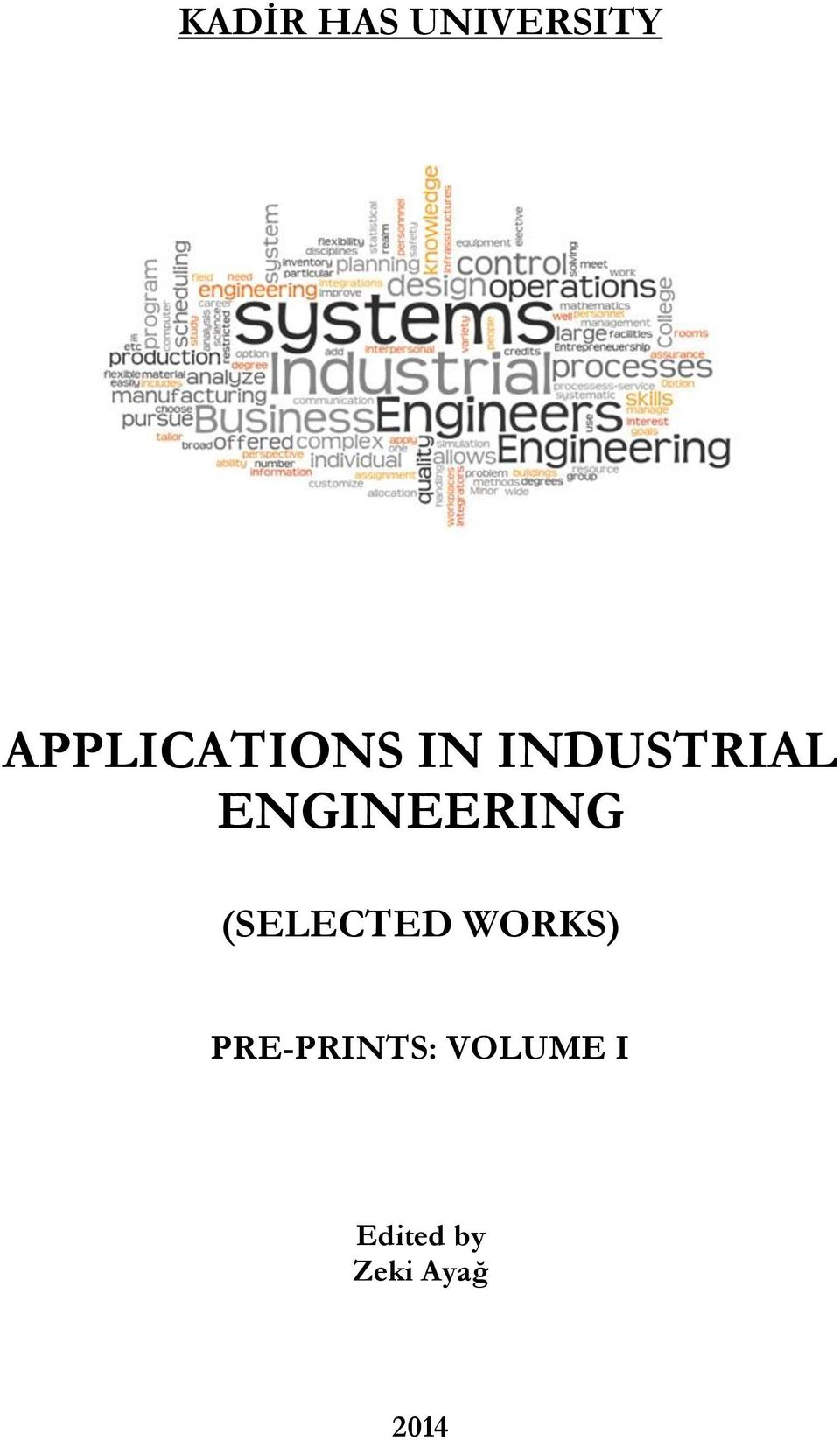 ENGINEERING (SELECTED WORKS)