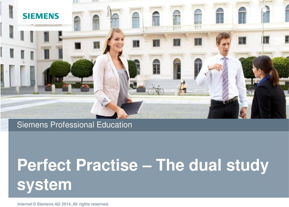 The dual study system