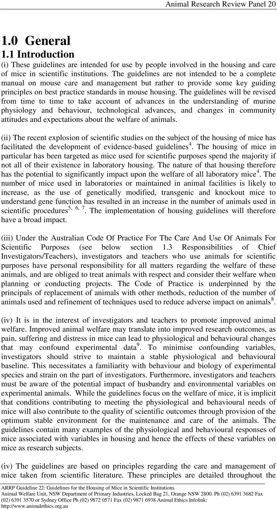 Guidelines for the housing of mice in scientific institutions pdf the guidelines will be revised from time to time to take account of advances in the fandeluxe Choice Image