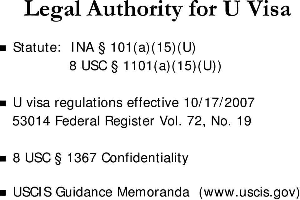 10/17/2007 53014 Federal Register Vol. 72, No.