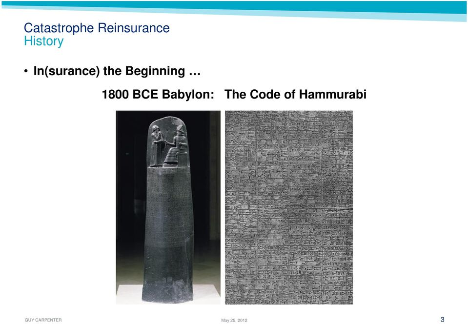 BCE Babylon: The Code of
