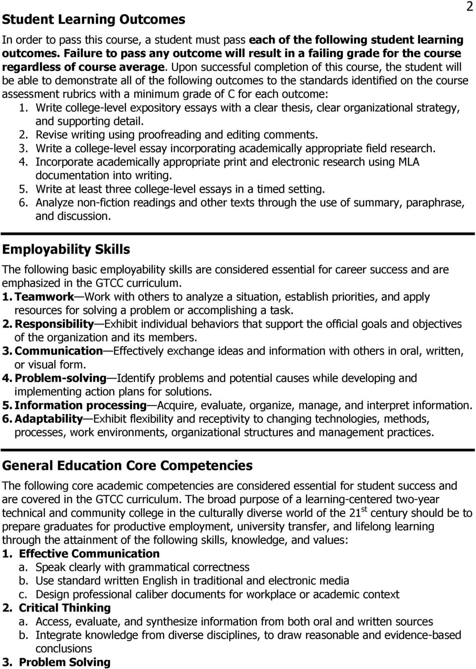 eng 111 expository writing English 111: writing and inquiry english 111 will incorporate some or all of the following designed to develop the ability to produce clear expository prose.