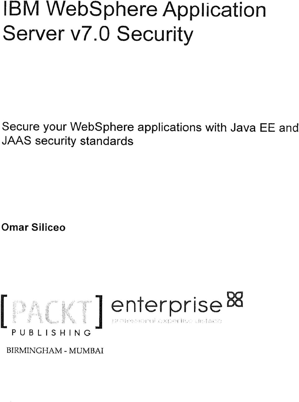 applications with Java EE and JAAS security