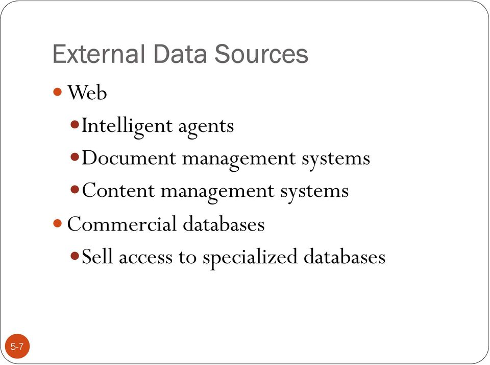 Content management systems Commercial