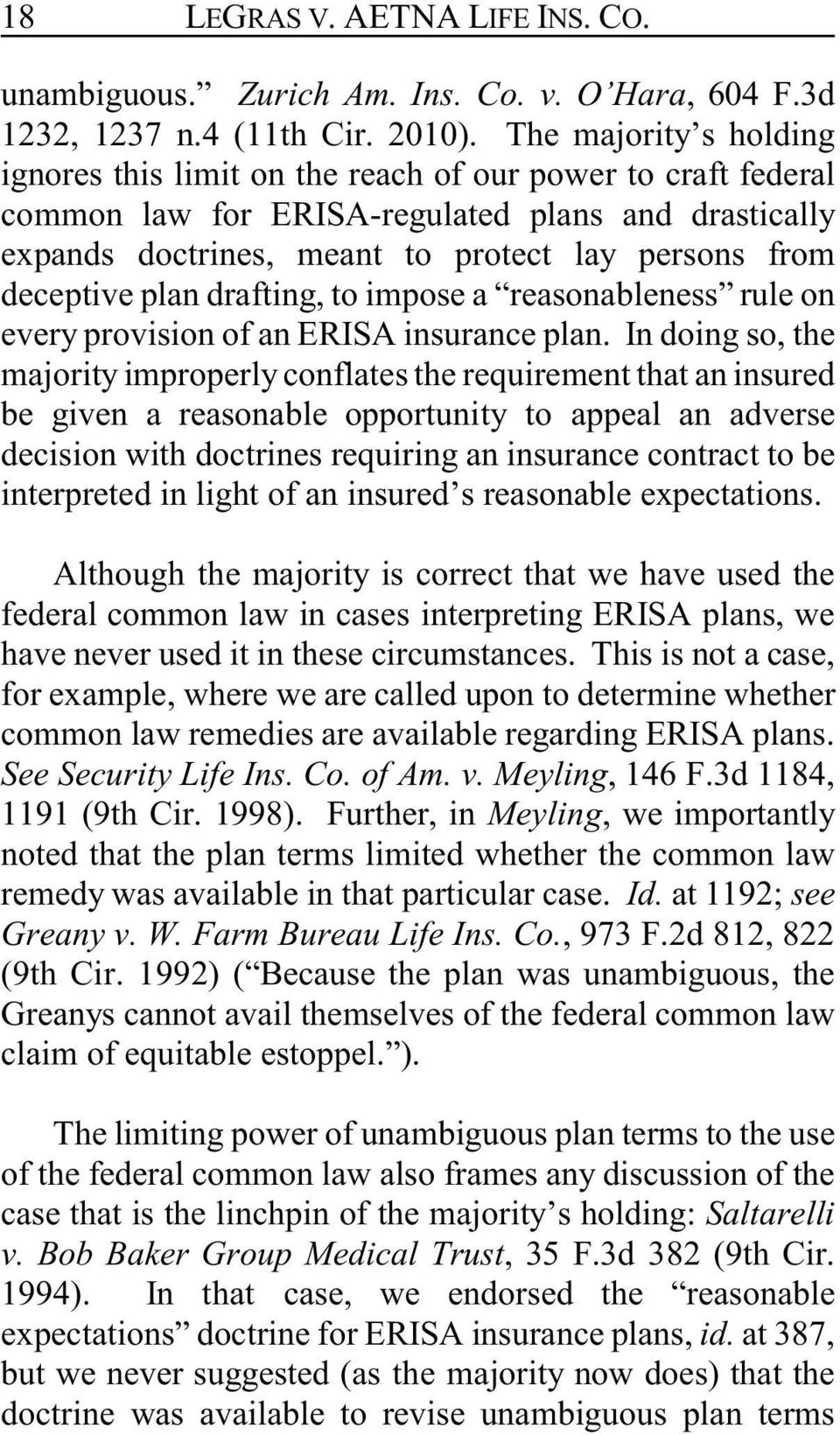 deceptive plan drafting, to impose a reasonableness rule on every provision of an ERISA insurance plan.