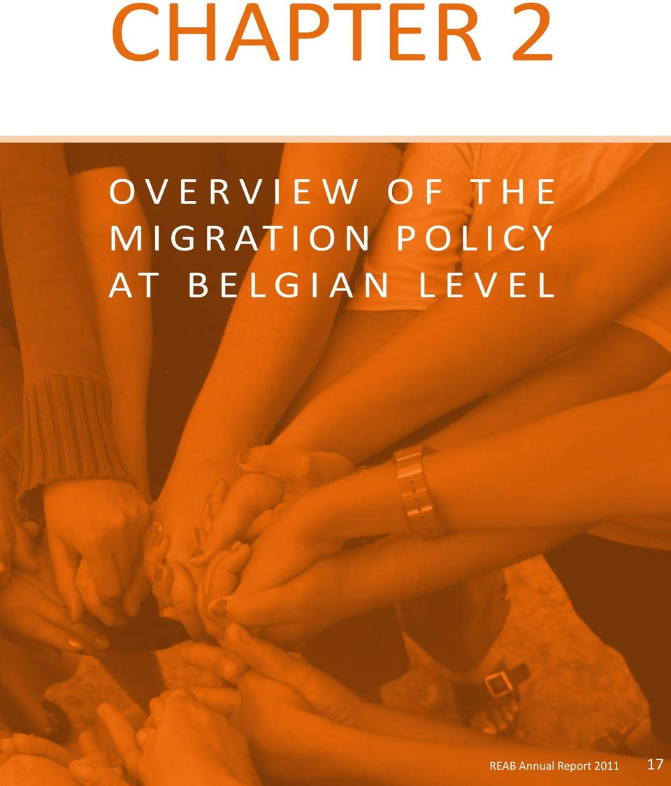 Belgian Policy Level at