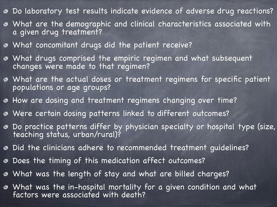 What are the actual doses or treatment regimens for specific patient populations or age groups? How are dosing d treatment regimens chging over time?
