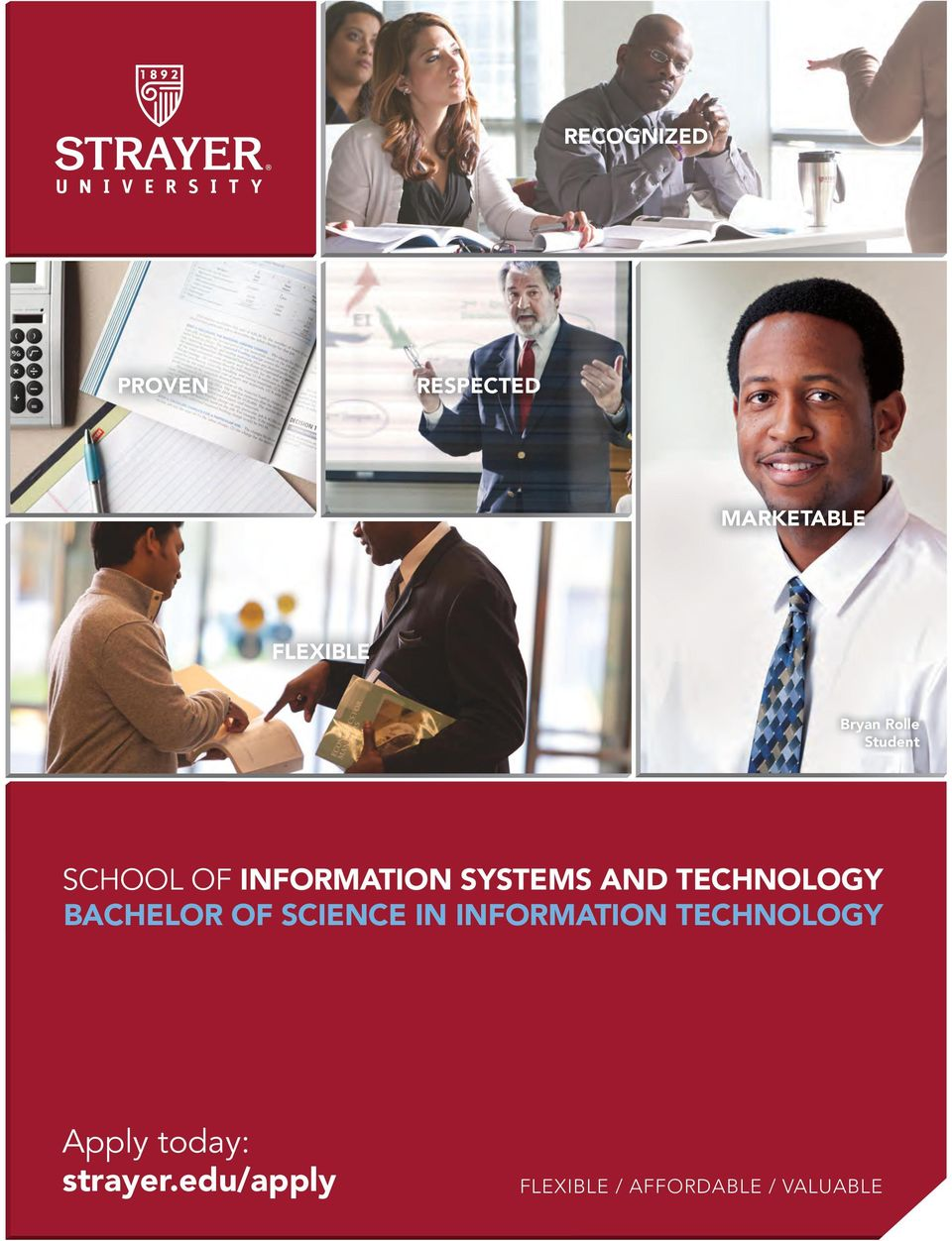 TECHNOLOGY BACHELOR OF SCIENCE IN INFORMATION