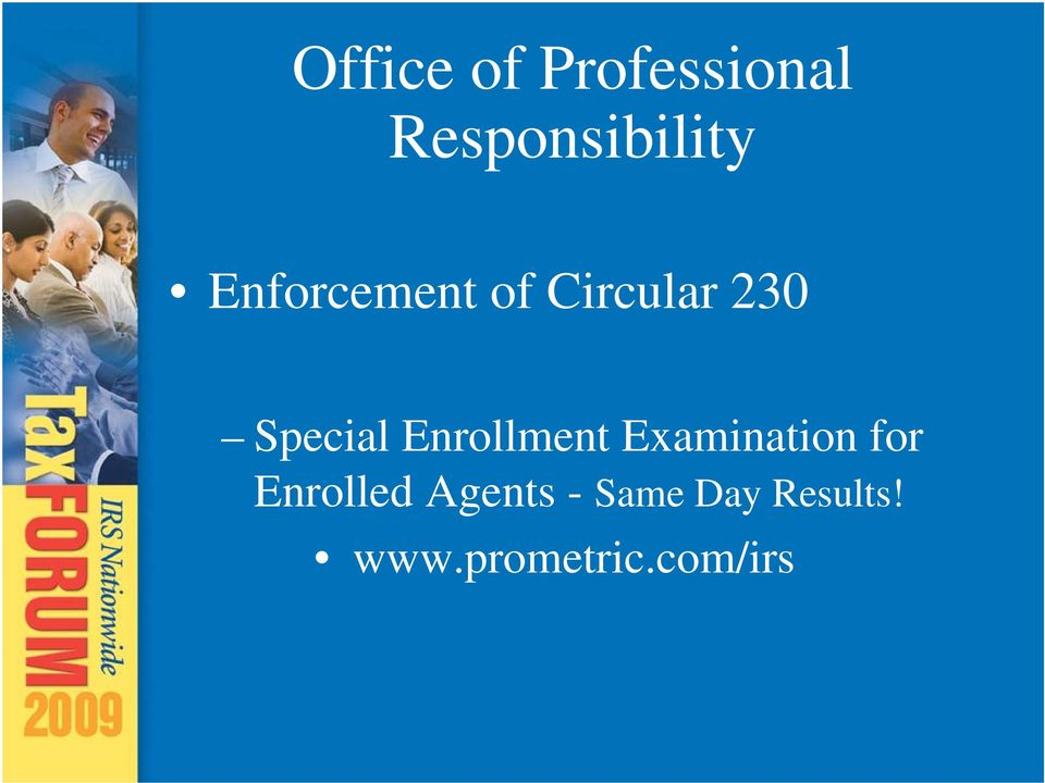 com/irs Enforcement of Special