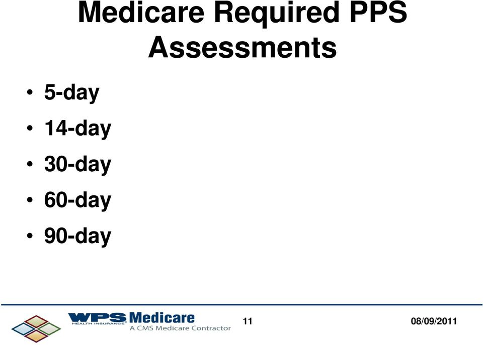 90-day Medicare