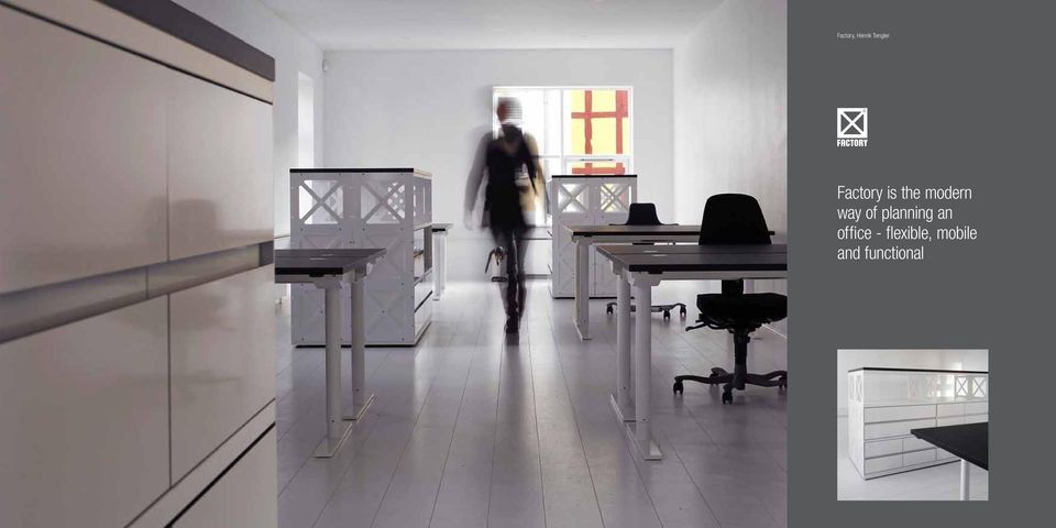 of planning an office -