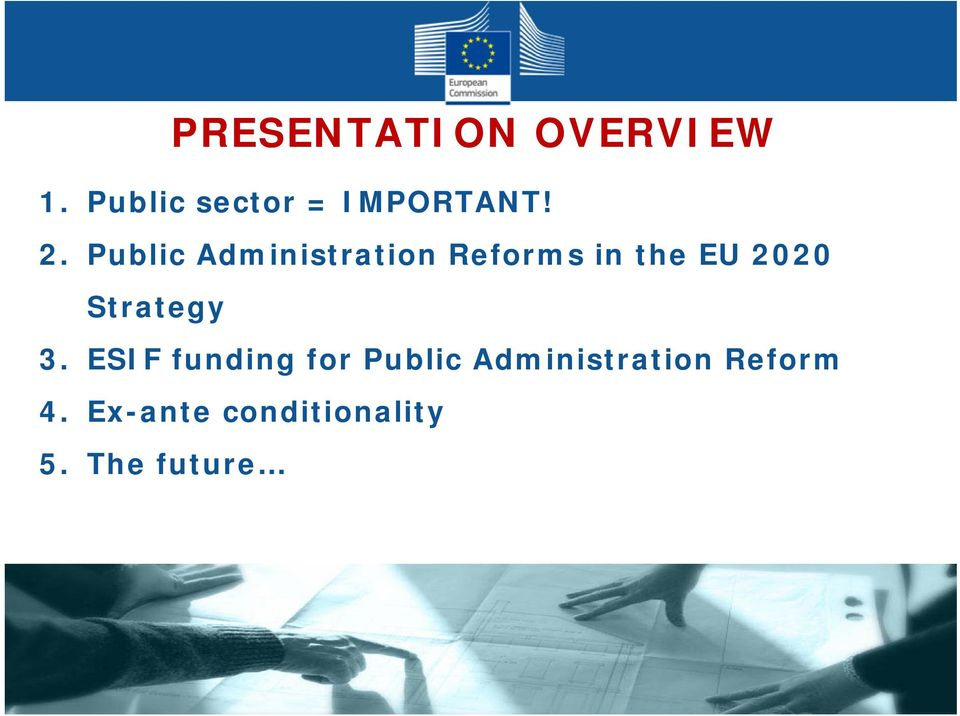 Public Administration Reforms in the EU 2020