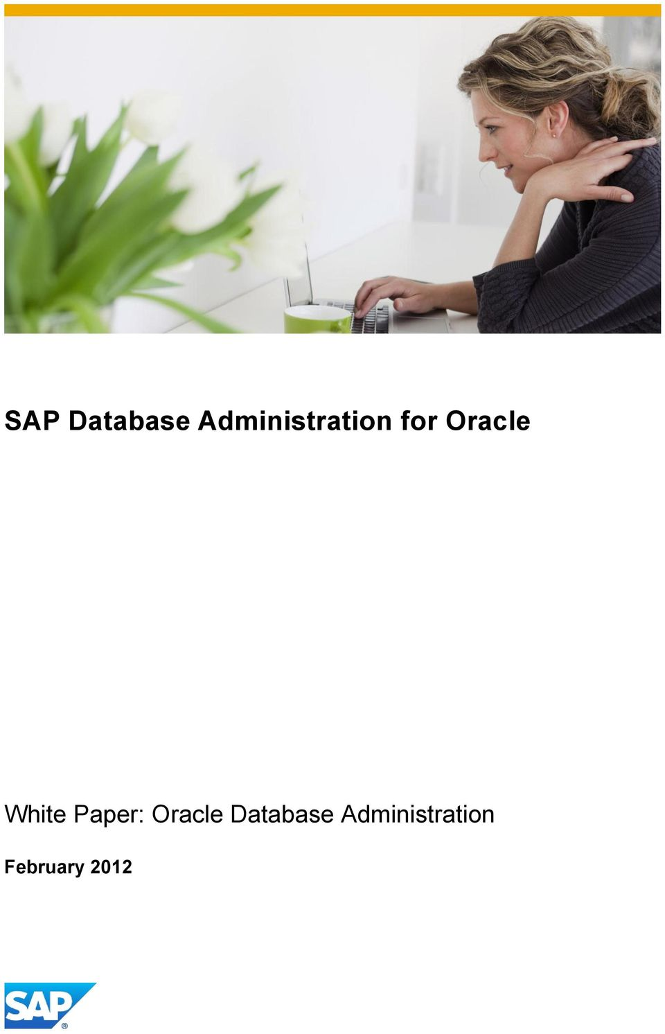 Oracle White Paper: