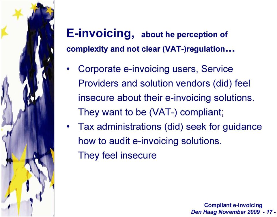 about their e-invoicing solutions.