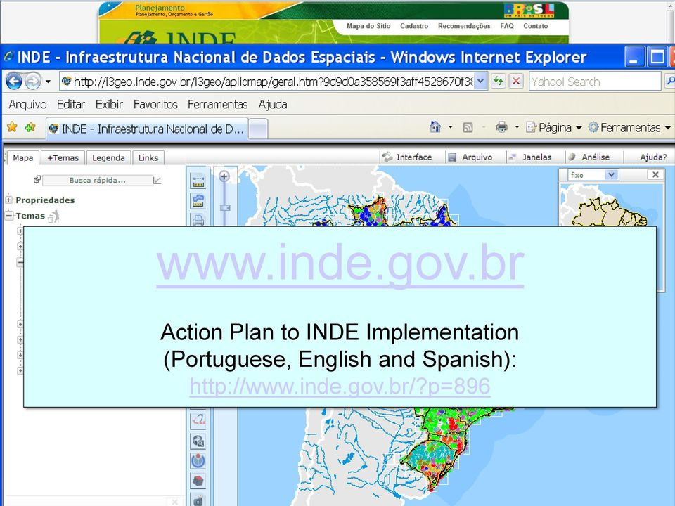 Implementation (Portuguese,