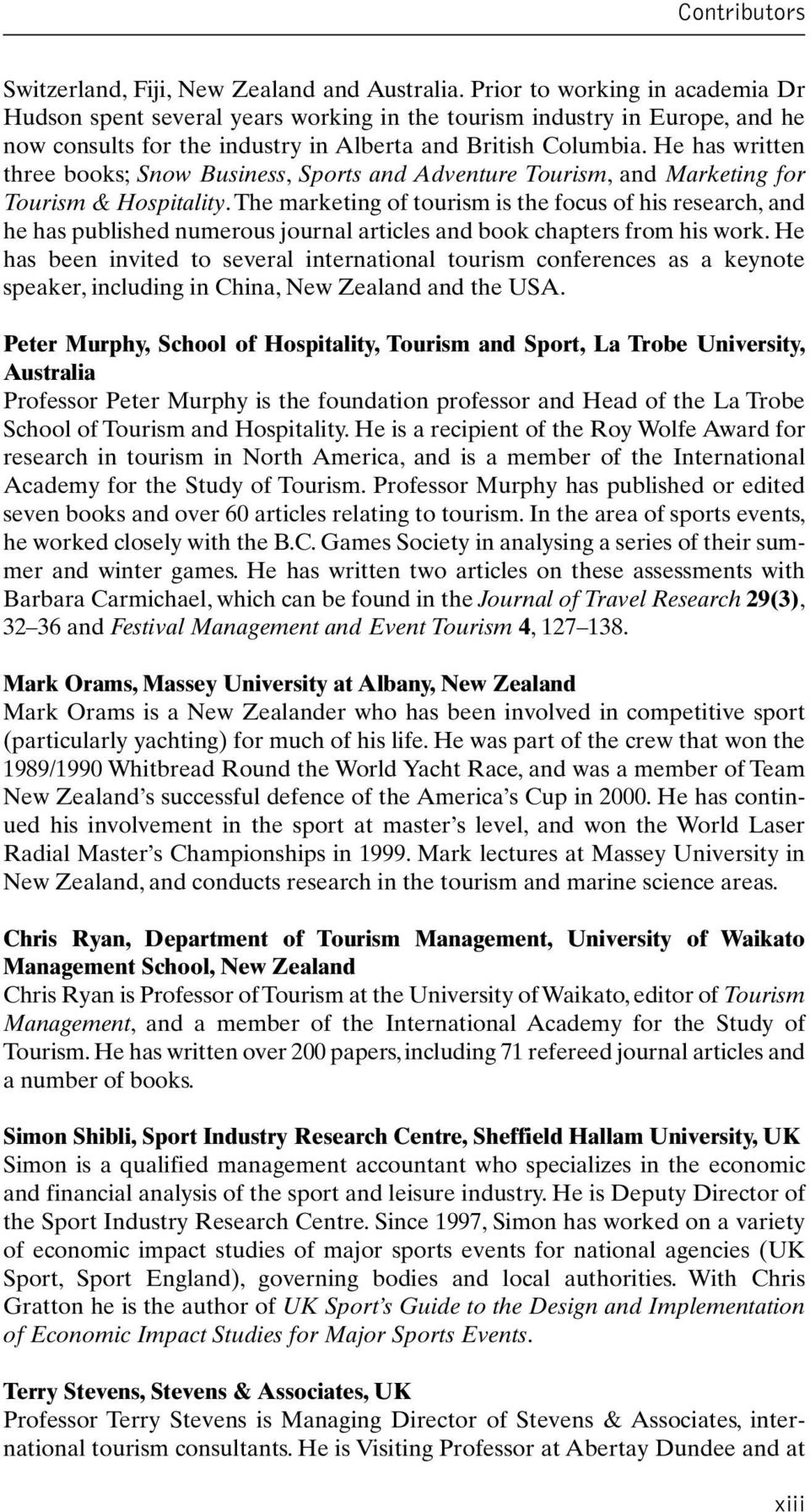 sports marketing research articles