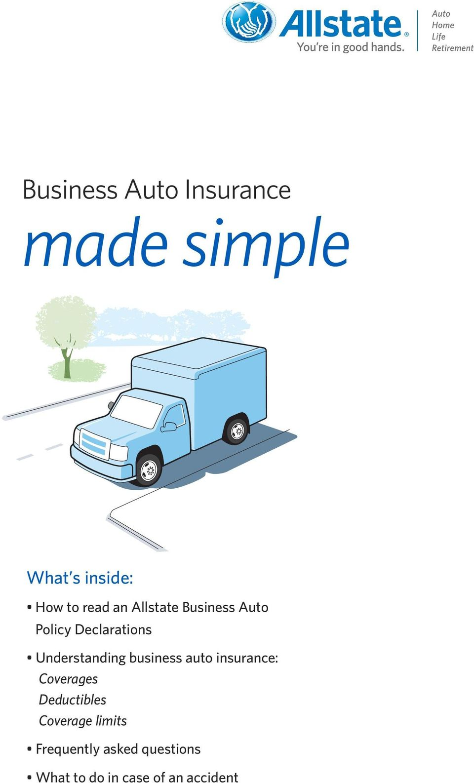 Understanding business auto insurance: Deductibles