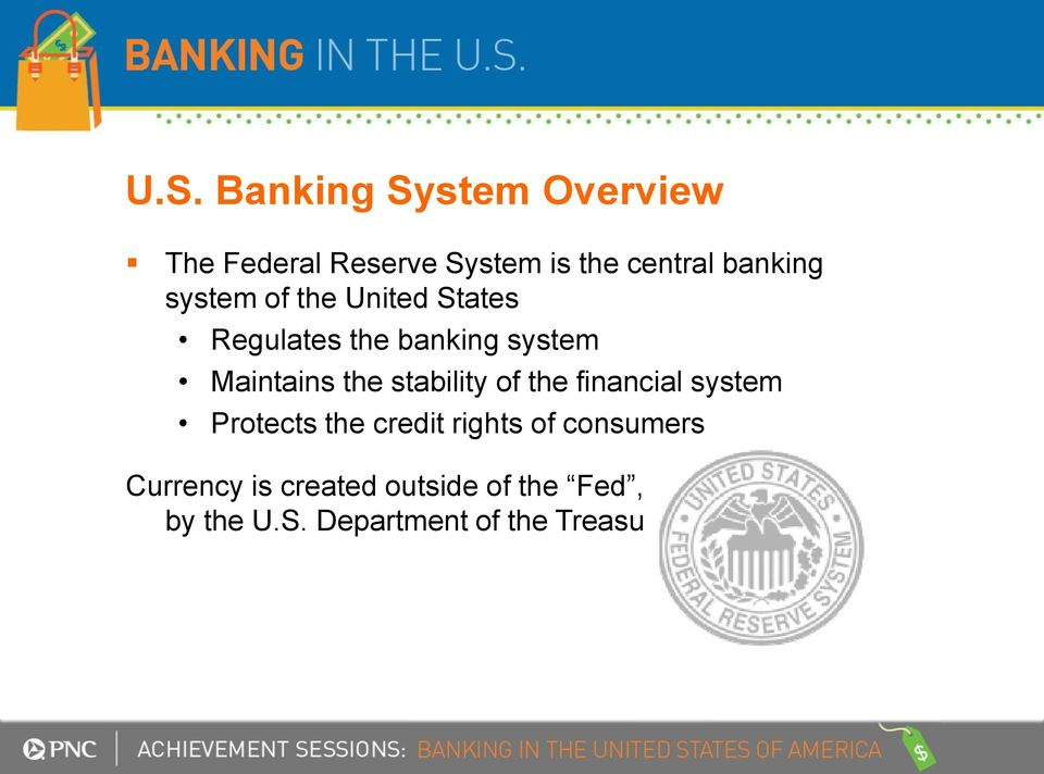 the stability of the financial system Protects the credit rights of