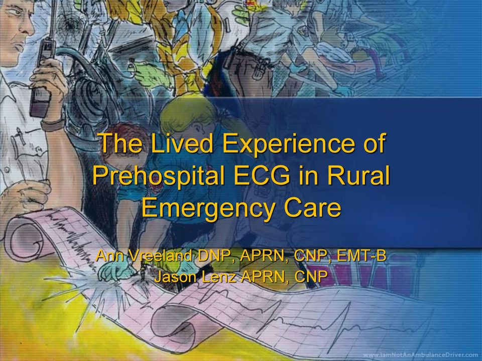Emergency Care Ann Vreeland