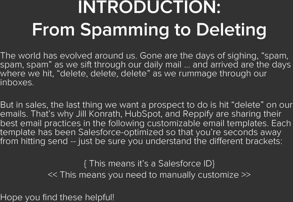 Crm Ready Sales Templates Customizable Templates Contributed By Pdf