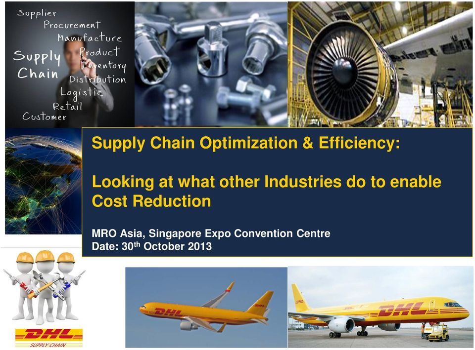 do to enable Cost Reduction MRO Asia,