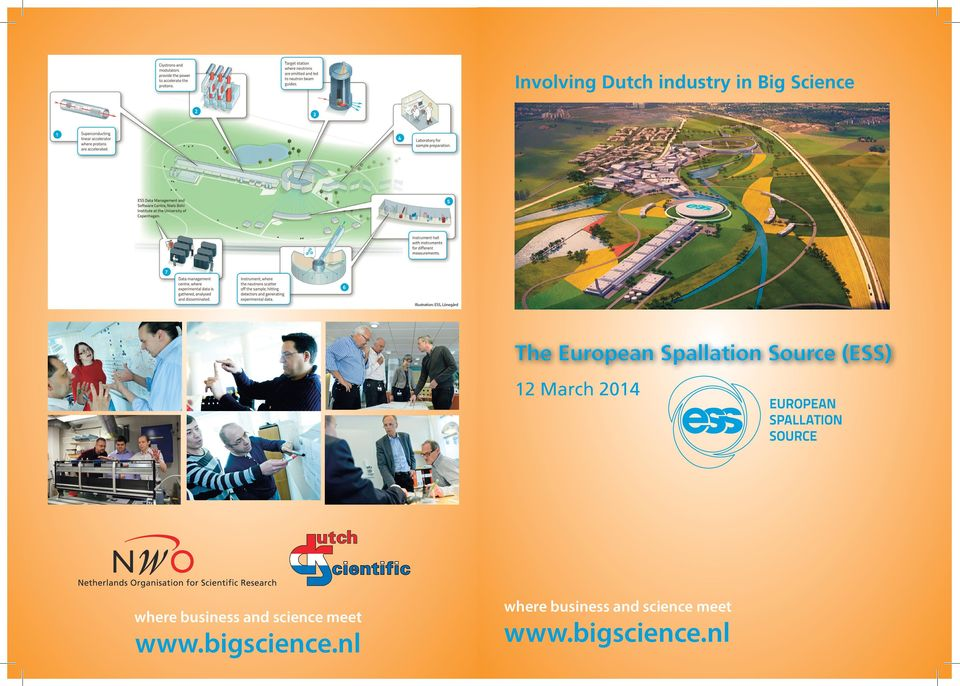 where business and science meet www.bigscience.