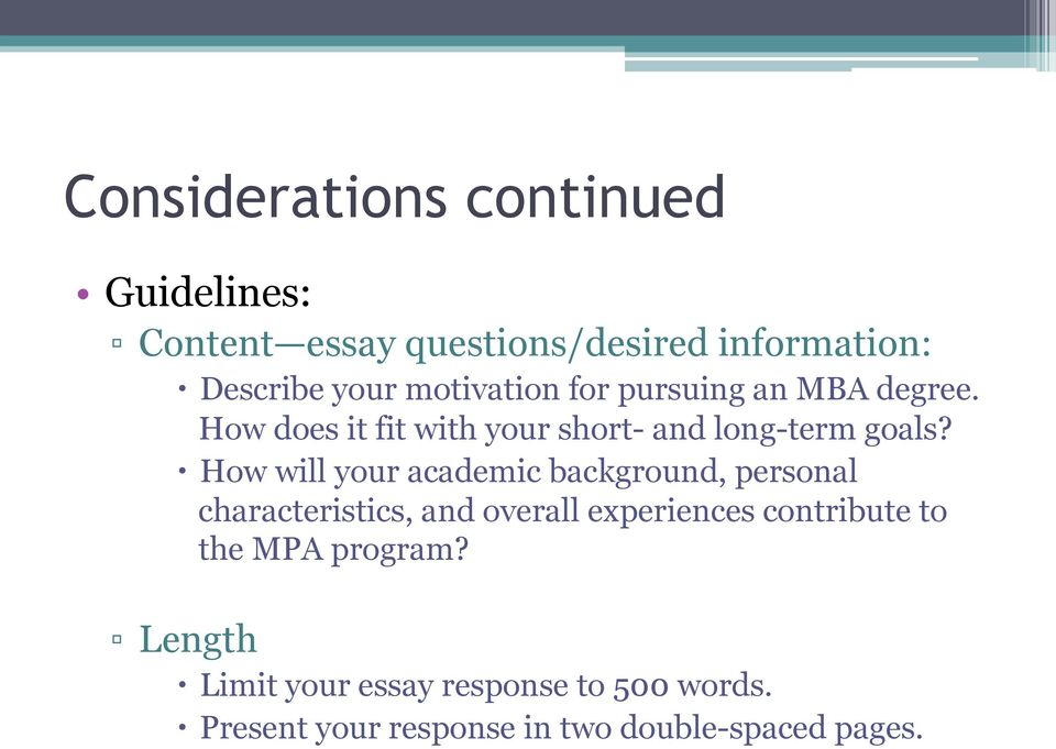describe your personal background essay Scholarship personal statement guide personal statement focusing on background information and financial editing your essay.