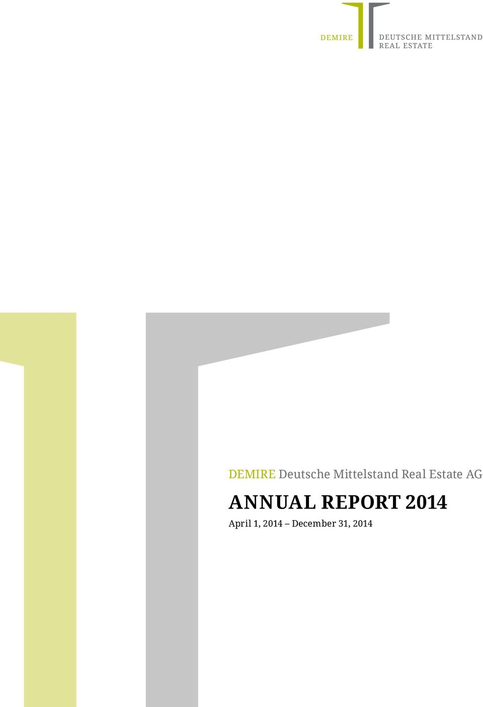 AG Annual Report 2014