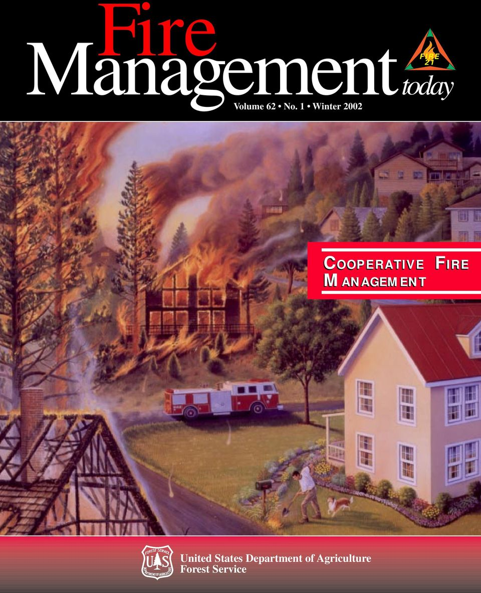 FIRE MANAGEMENT United States