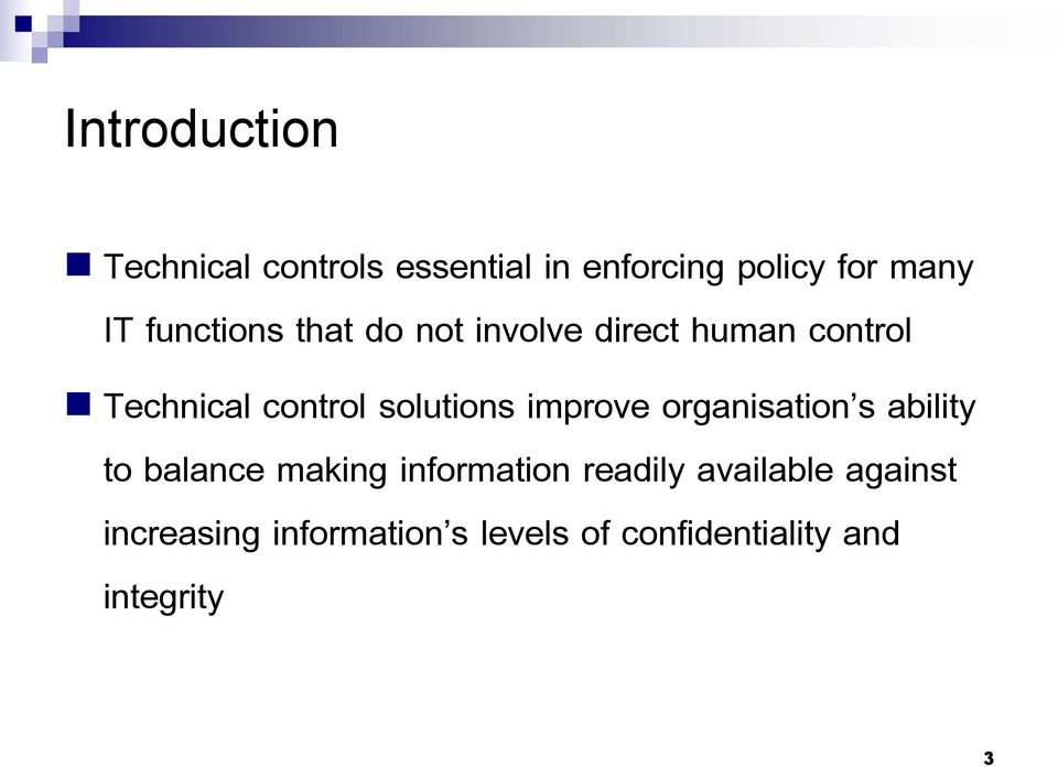 solutions improve organisation s ability to balance making information