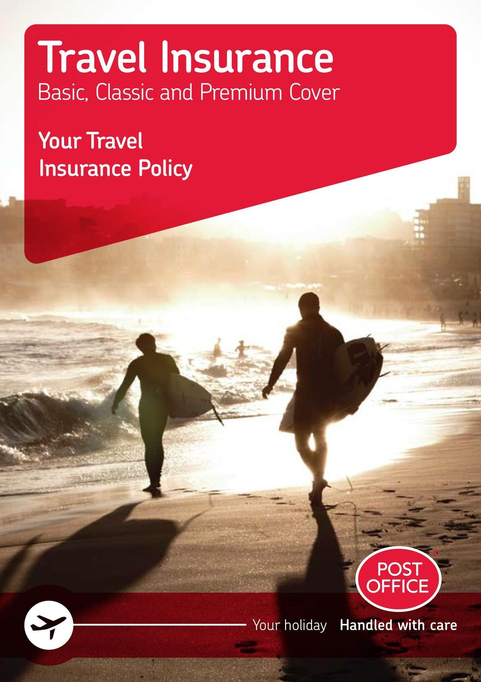 Your Travel Insurance Policy