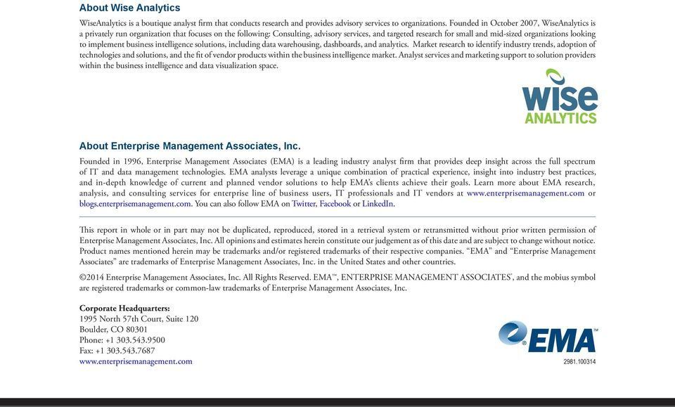 looking to implement business intelligence solutions, including data warehousing, dashboards, and analytics.