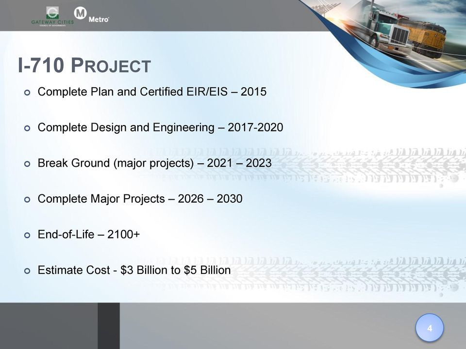 (major projects) 2021 2023 Complete Major Projects 2026