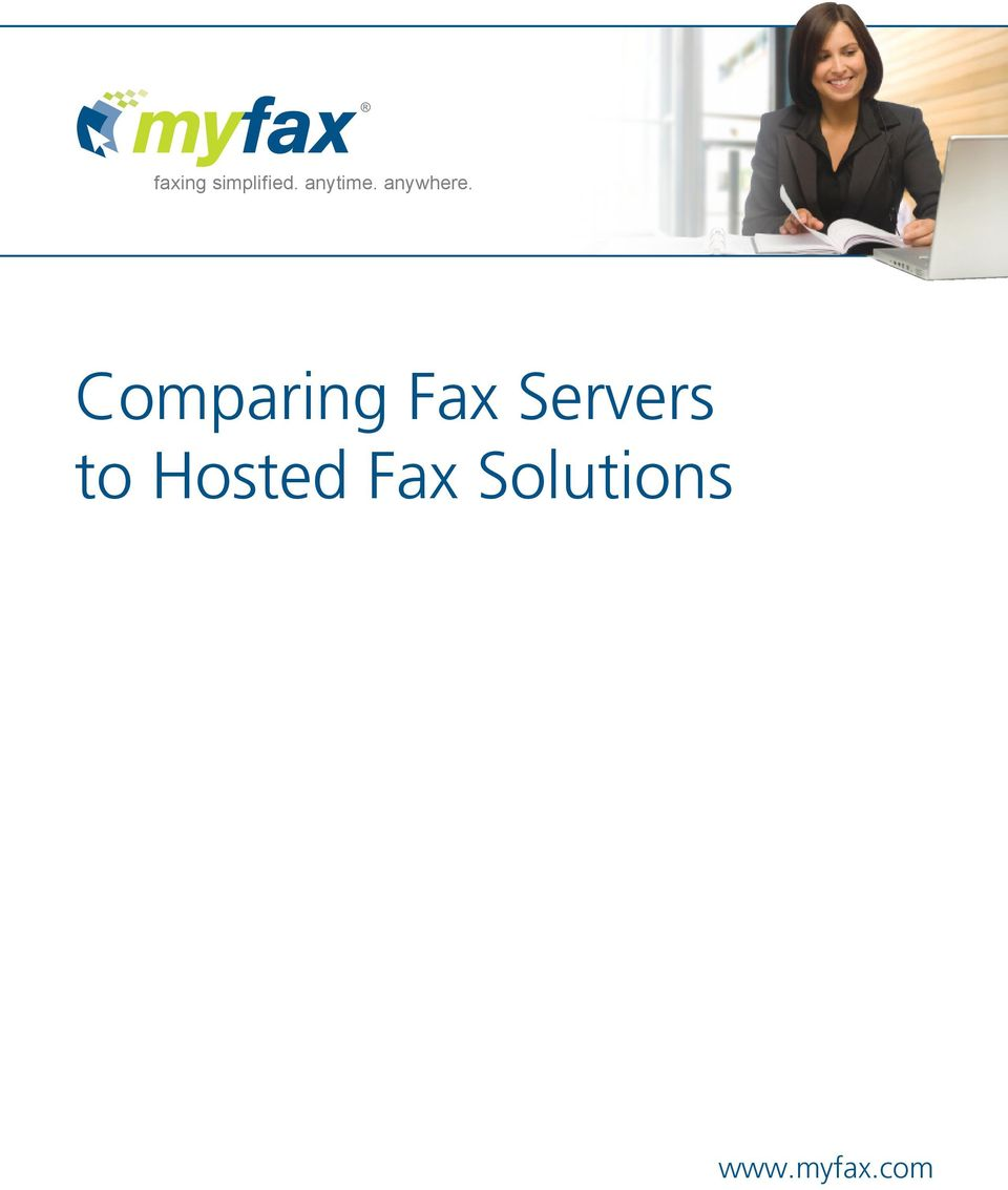 Comparing Fax Servers to