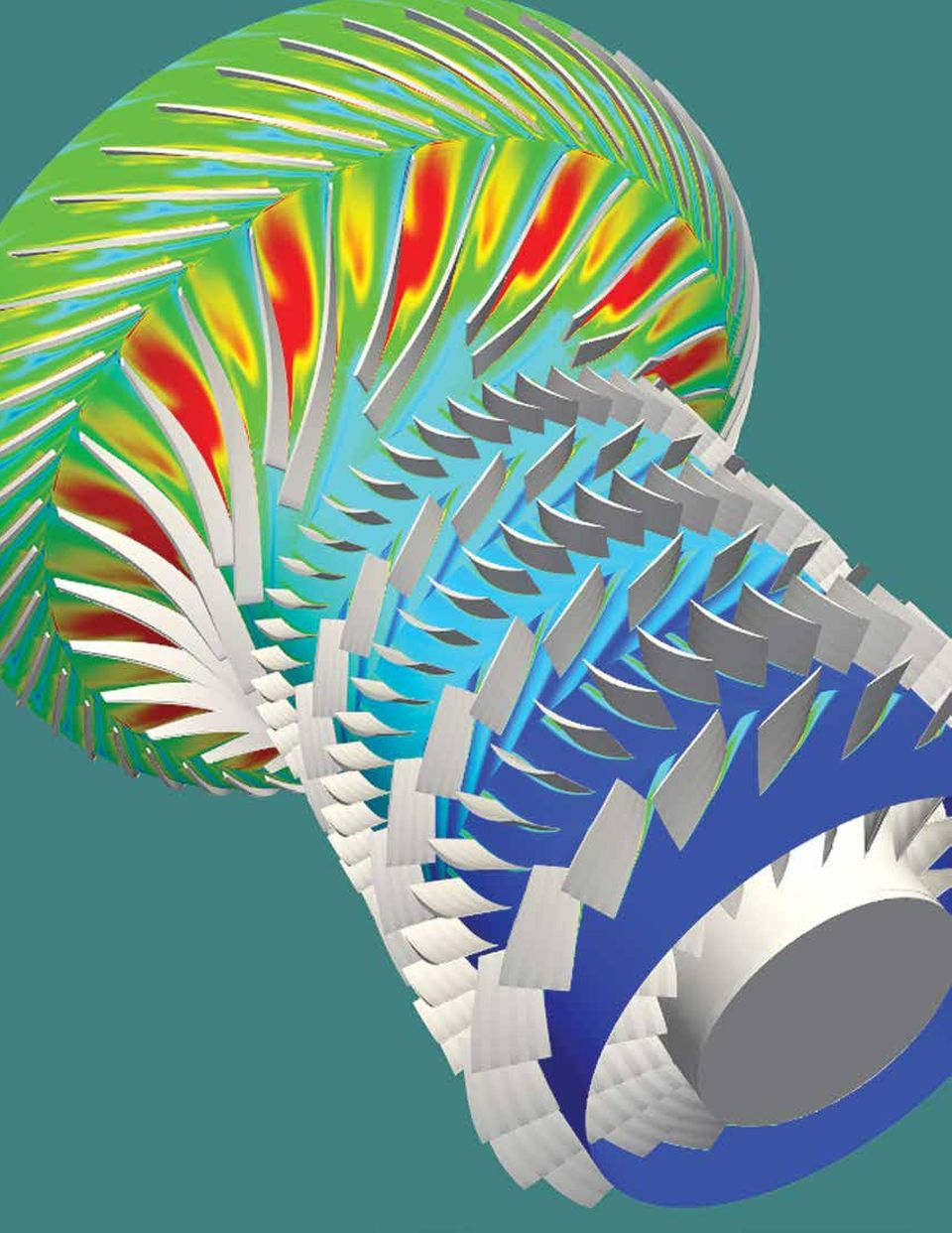 turbomachinery design system that