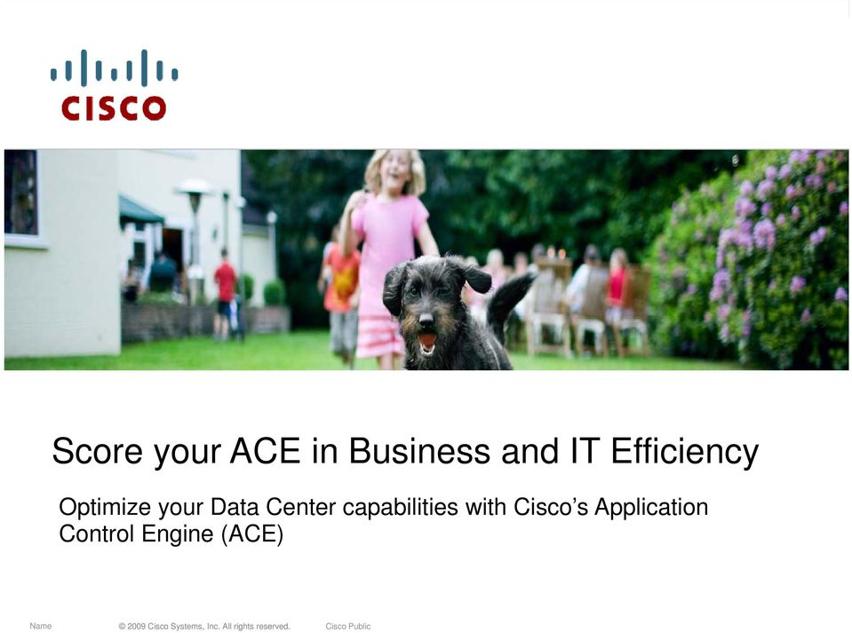 Center capabilities with Cisco s