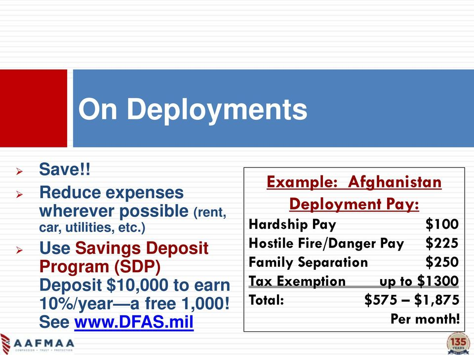 See www.dfas.