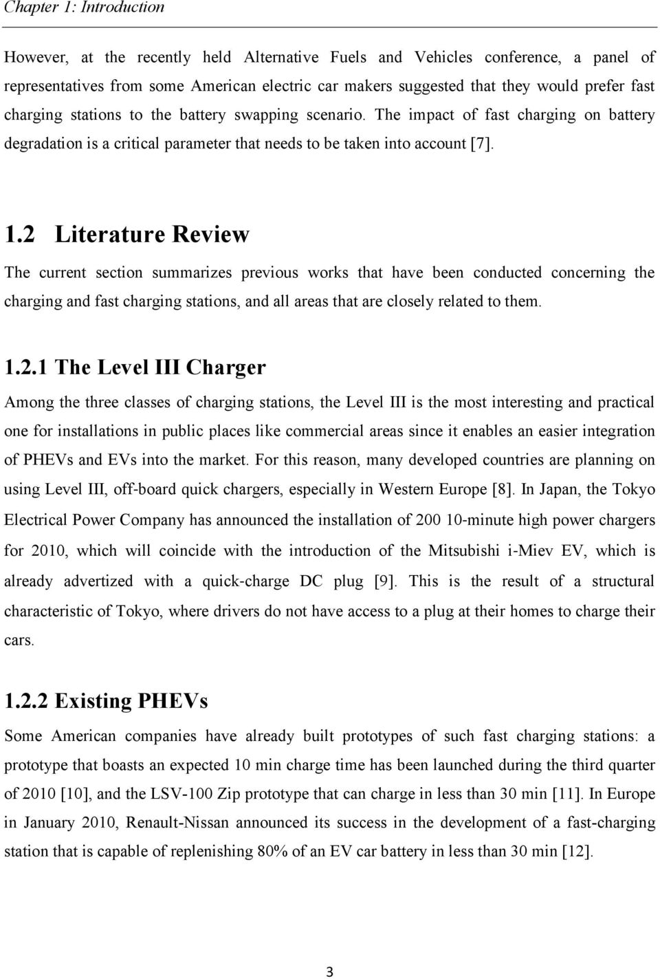Design And Simulation Of A Fast Charging Station For Plug In Hybrid Solar Cell Powered Supercapacitor Charger With Strange Output Voltage 2 Literature Review The Current Section Summarizes Previous Works That Have Been Conducted Concerning