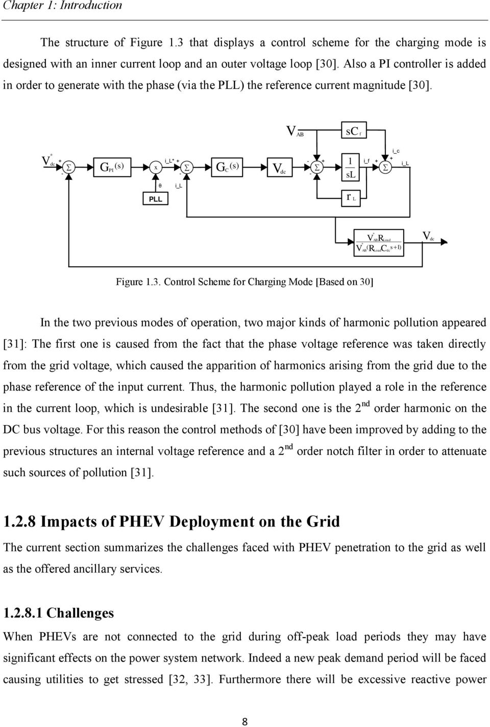 Design And Simulation Of A Fast Charging Station For Plug In Hybrid Solar Cell Powered Supercapacitor Charger With Strange Output Voltage V Ab Sc F Dc I C L S