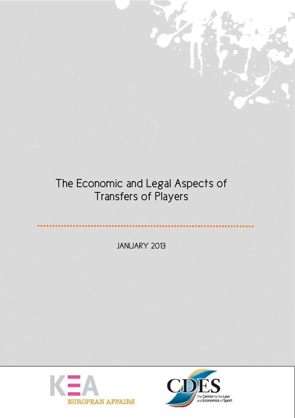 Transfers of