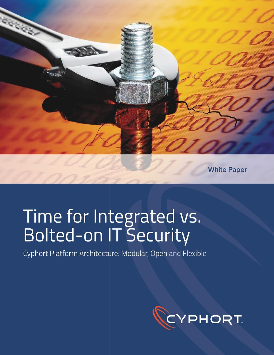 Bolted-on IT Security