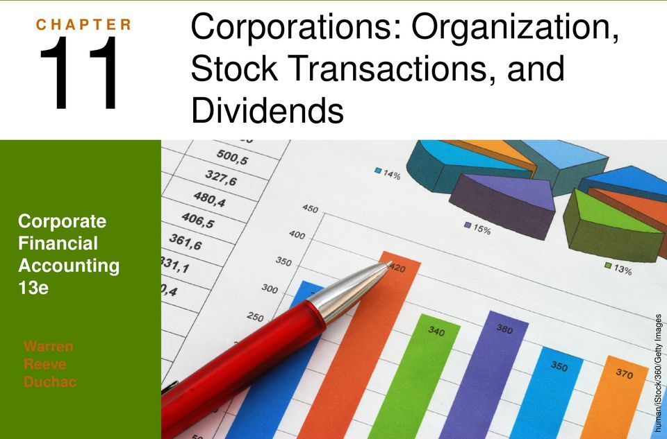 Dividends Corporate Financial Accounting
