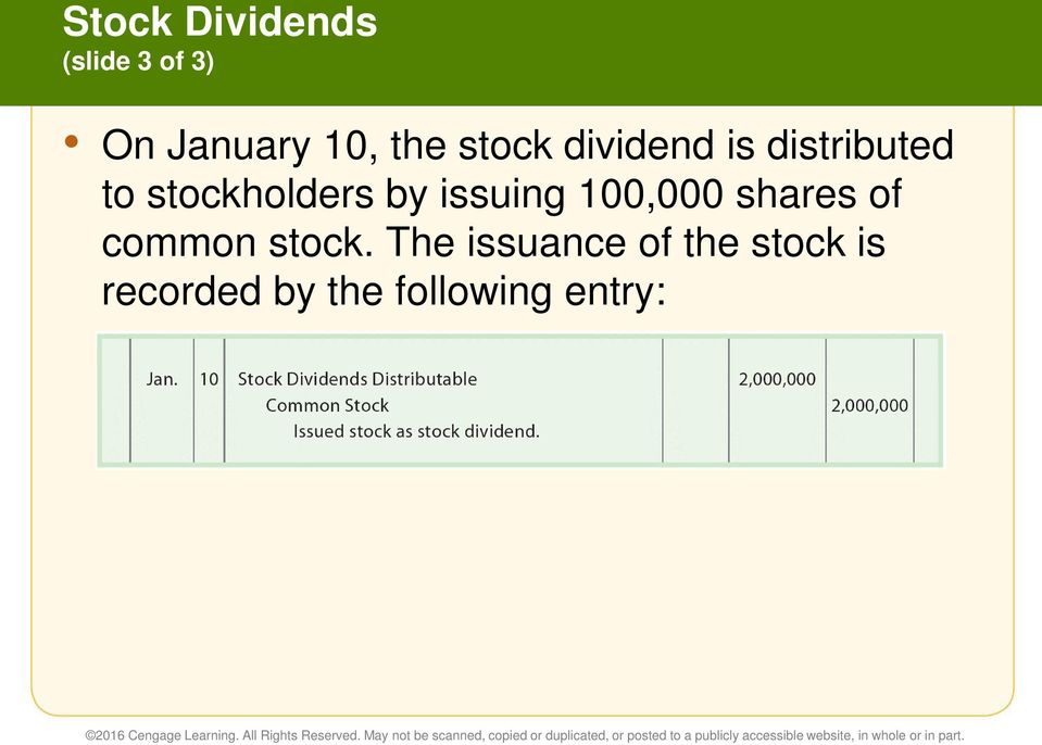 issuing 100,000 shares of common stock.