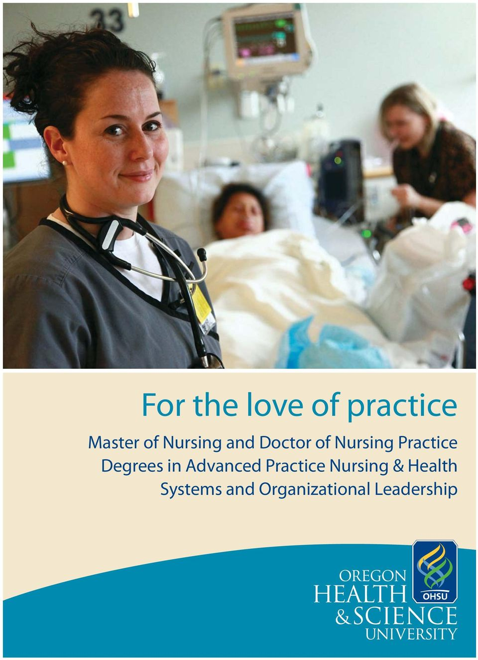 Degrees in Advanced Practice Nursing &