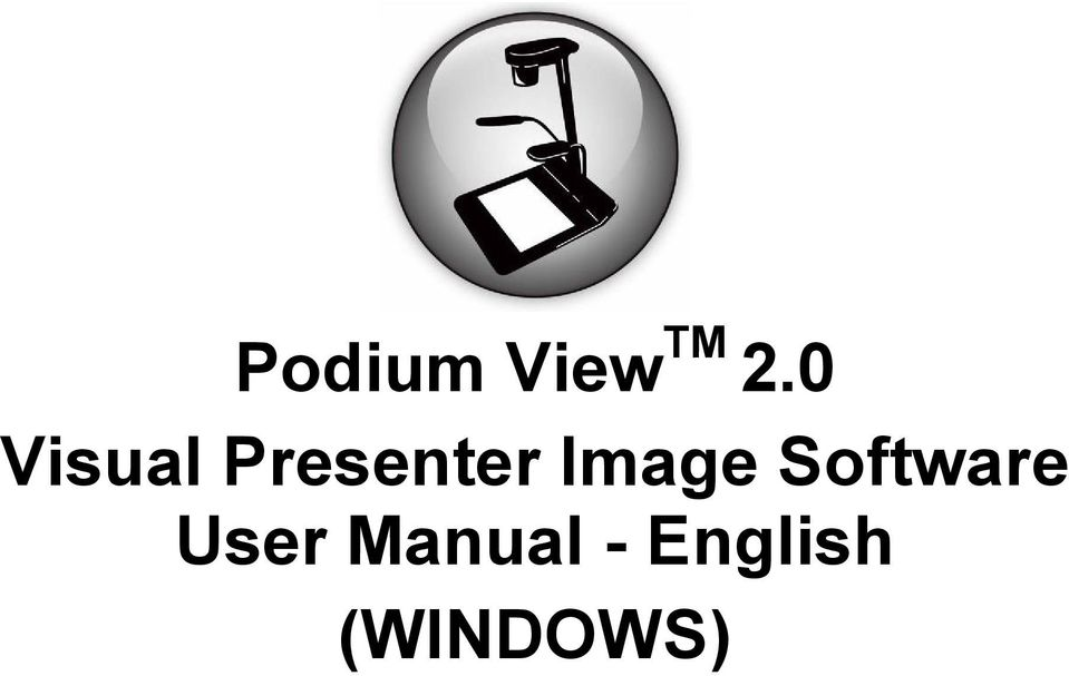Image Software User