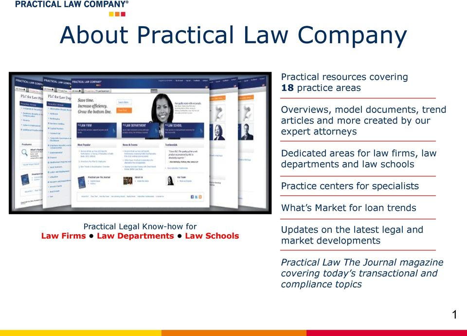 specialists What s Market for loan trends Practical Legal Know-how for Law Firms Law Departments Law Schools Updates on the