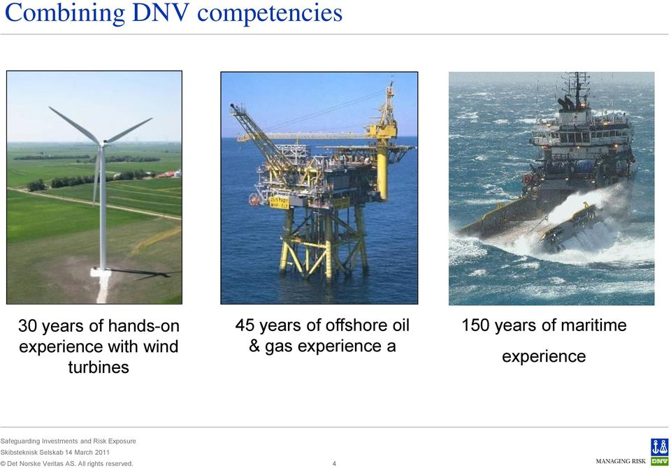 experience with wind turbines 45 years of